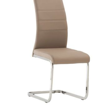 Soho cappuccino chair