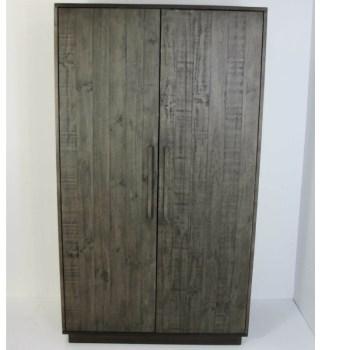 sawn wardrobe
