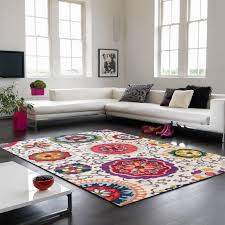 Colores COL01 Modern Graphical Rug by Asiatic 80x150cm