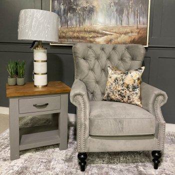 Avalon Grey Chair