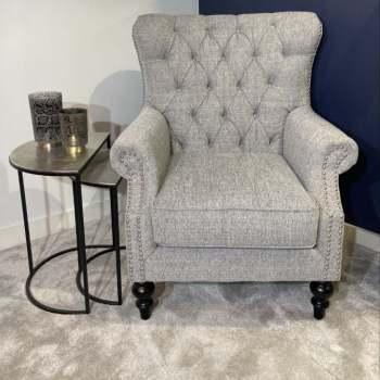 Avalon Darwin Grey Chair