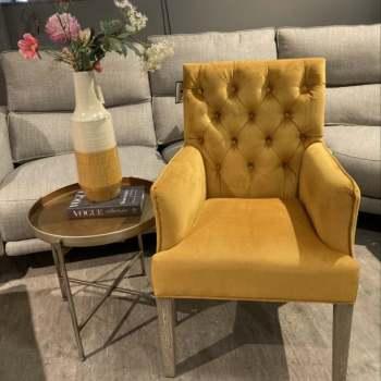 Lama Mustard Chair