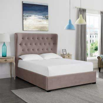 fabric-beds &Headboards