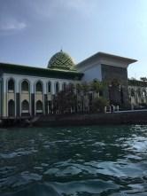 Mesjid Raya Al Munawar. Kredit: Avivah Yamani