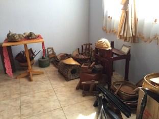 Koleksi di Kesultanan Tidore. Kredit: Avivah Yamani