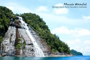 Pulau Marsala di barat daya Sibolga: Kredit: Prawirady / Wikipedia