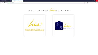 Lia® Lebensform GmbH: Lia® Projektentwicklung und Lia® Gebäudeautomation