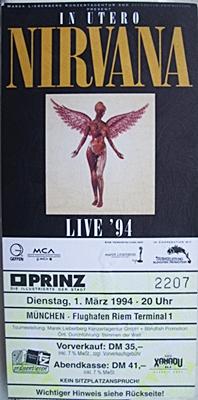 KULTURFORUM Das letzte Nirvana-Konzert www.gerhardemmerkunst.wordpress.com