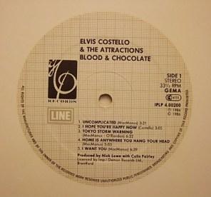 KULTURFORUM Elvis Costello Blood & Chocolate (3)