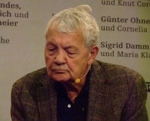 KULTURFORUM Eckhard Henscheid @ B2-Diwan, Literaturfest München 2014-12-02 (5)