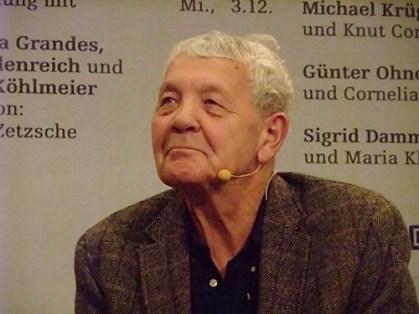 KULTURFORUM Eckhard Henscheid @ B2-Diwan, Literaturfest München 2014-12-02 (9)