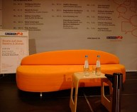 KULTURFORUM Eckhard Henscheid @ B2-Diwan, Literaturfest München 2014-12-02