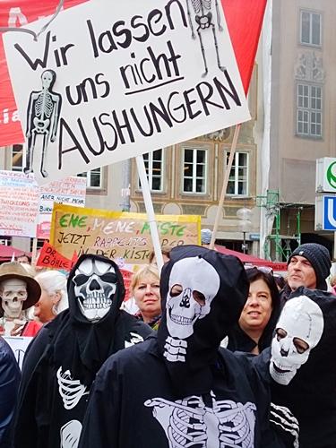 Streik SOZIAL- UND ERZIEHUNGSBERUFE 2015 München (5)