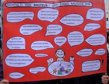 Streik SOZIAL- UND ERZIEHUNGSBERUFE 2015 München (6)