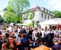THE MOONBAND @ Straßenfest Glockenbachwerkstatt München 2015-05-10 (9)