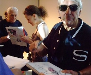 WARHOLMANIA - Superstars Then And Now - John Cale (2)