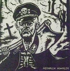 HERMANN FECHENBACH - Heinrich Himmler (2)
