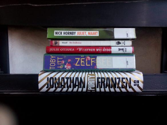 selectie boekenclub gerhilde maakt