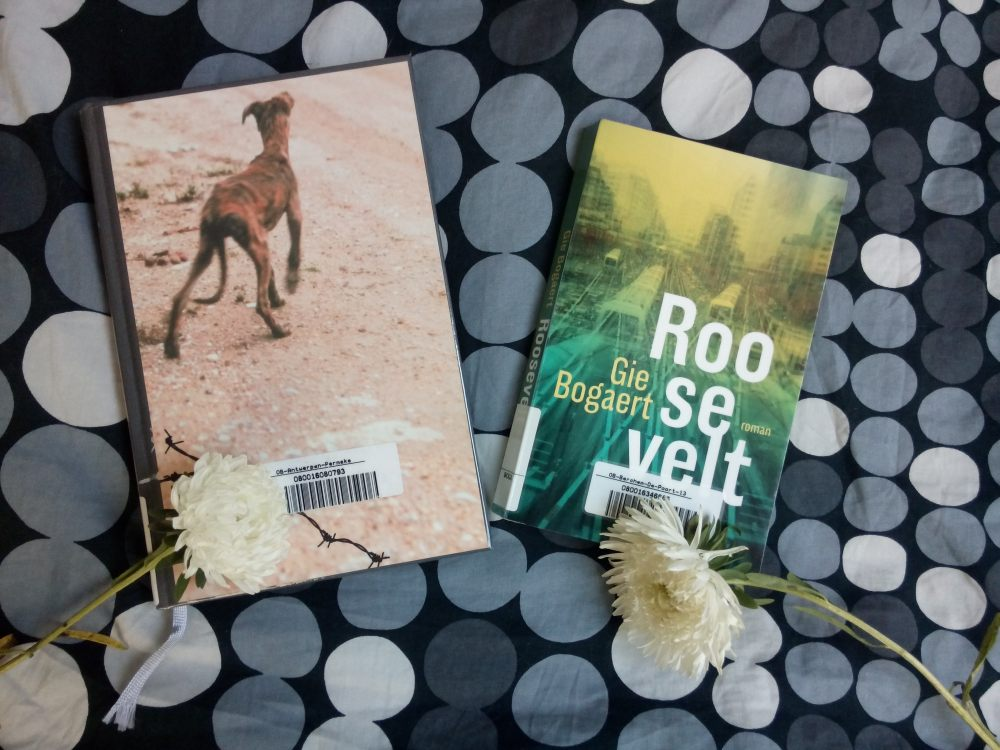 Verbeelding book challenge 2016: update september
