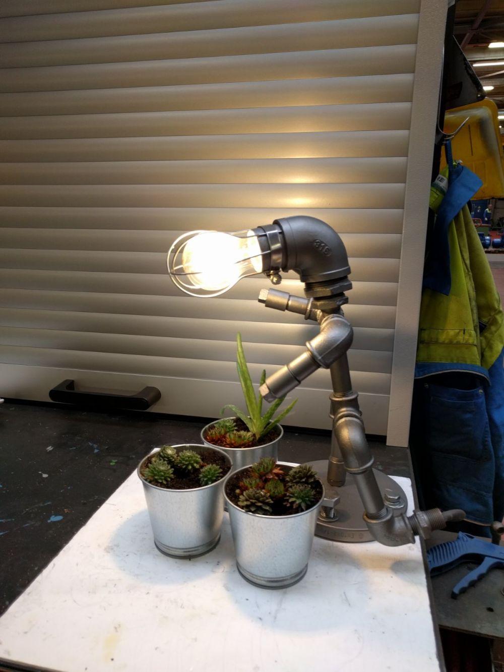DIY: lampmannetje
