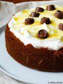 gebakken karamelcheesecake met speculoosbodem smollen