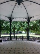 Kiosk Koning Albertpark