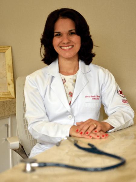 Médica Geriatra: Dra. Eliza de Oliveira Borges