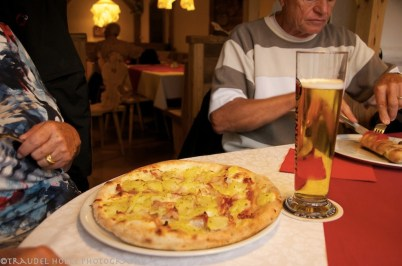 Pizzeria Kupferkanne in Villagio Karezza