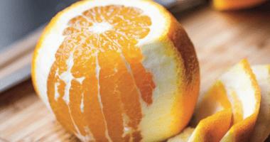 Geri Dönüşümde Portakalın Gücü