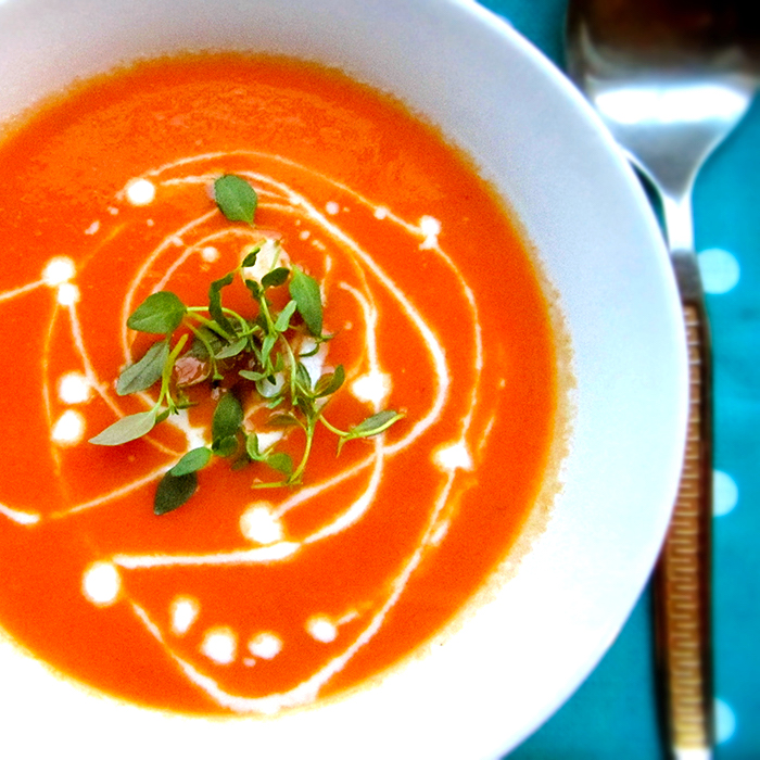Carrot Soup / Морковена супа рецепта