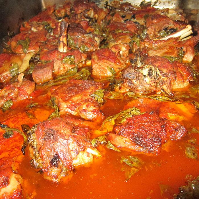lamb / Великденското ангешко на баба рецепта