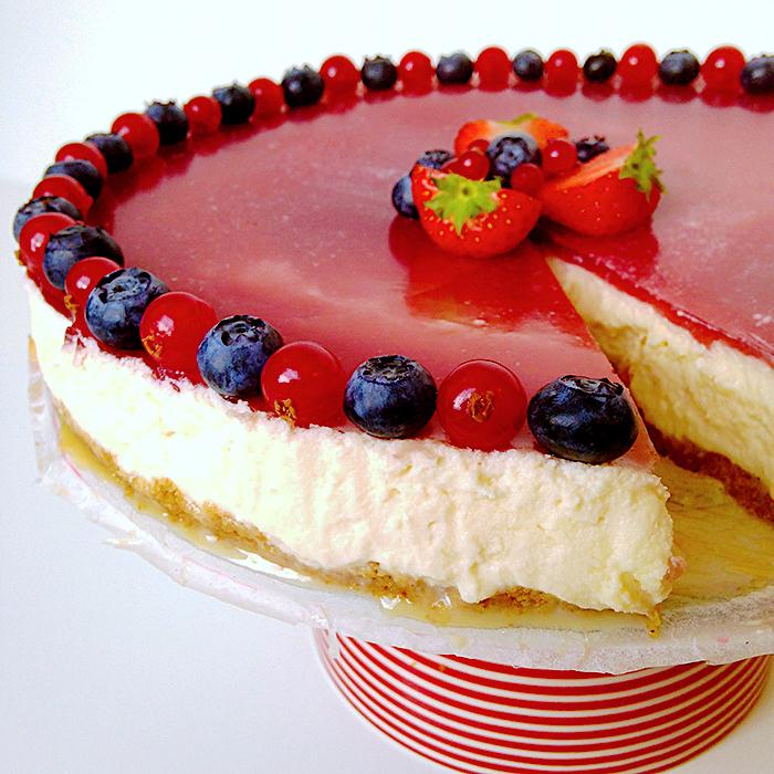 Cheese Cake/ Чийзкейк с Карамелени Бонбони рецепта