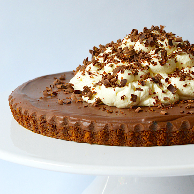 Cappuccino_tart recipe / Торта Капучино рецепта