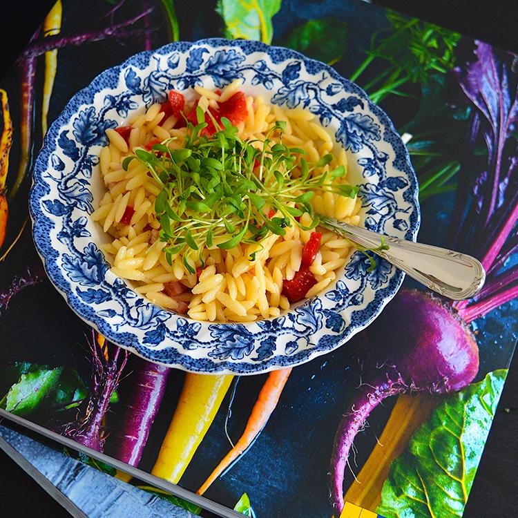Orso Pasta recipe / Студена Паста Орзо рецепта