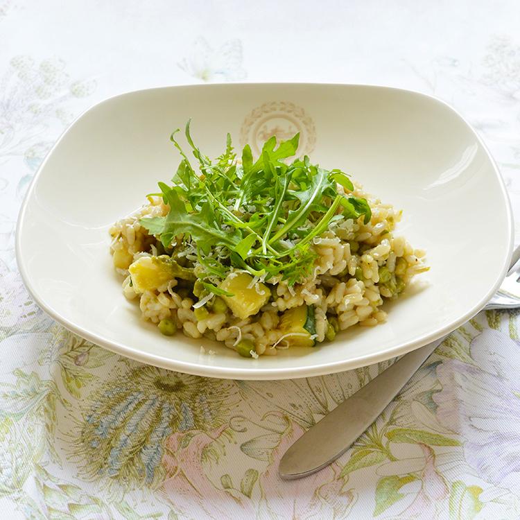 Green_risotto / Ризото със Зеленчуци рецепта