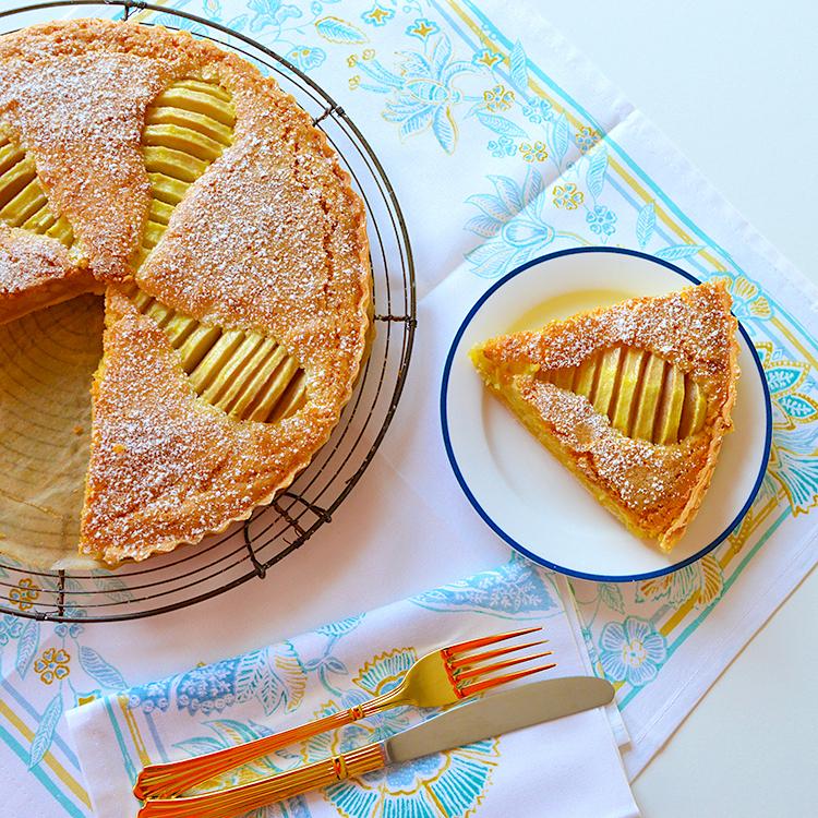 Frangipane Tart Recipe