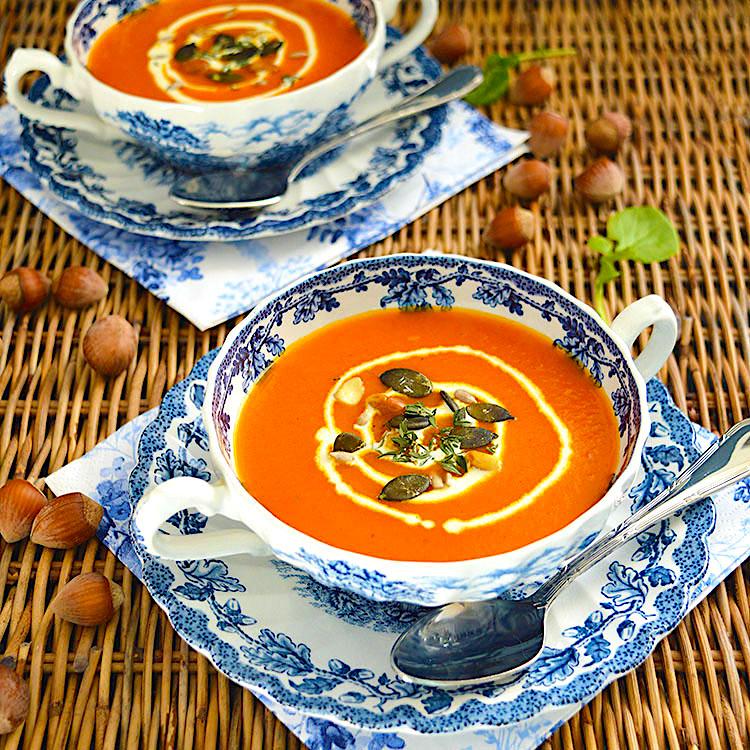 Pumpkin Soup Recipe / Супа от Тиква рецпта