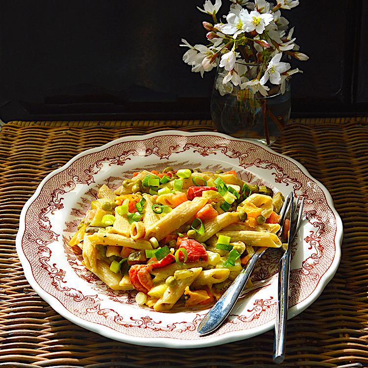 Spring Cold Pasta