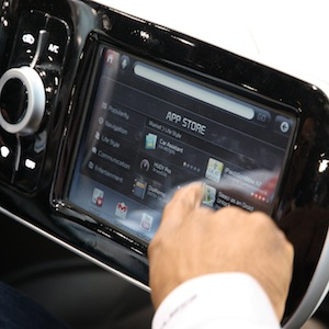 Android based infotainment system