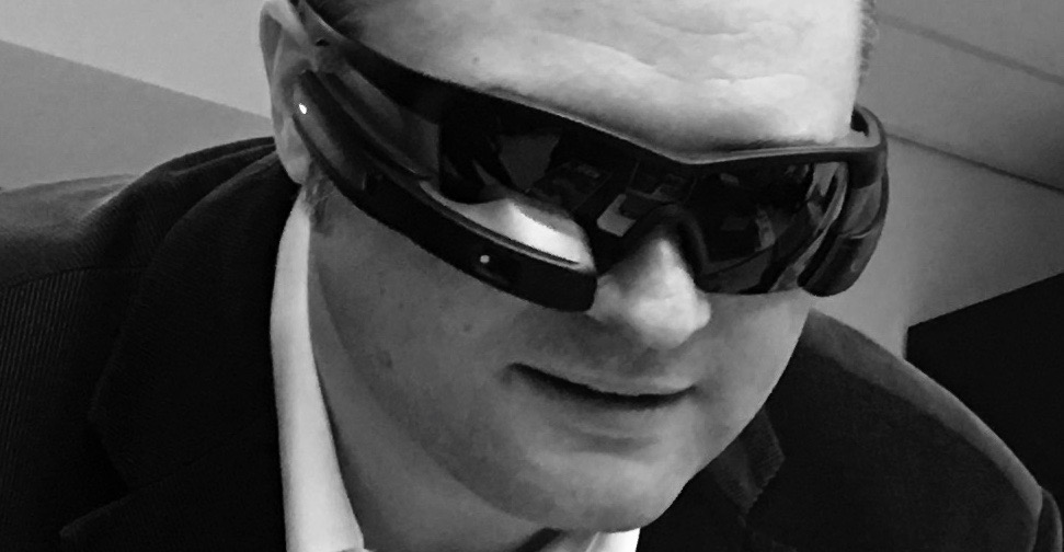 Ansgar with Hololense
