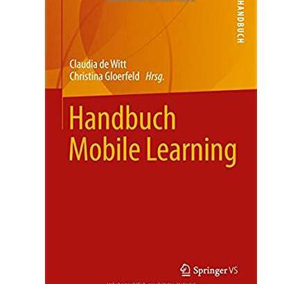 Book on Mobile Learning published