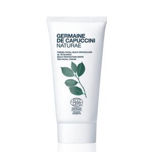 Crema Facial Multi-Protección al Té Blanco