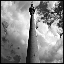 Sentech Tower, Brixton, Johannesburg
