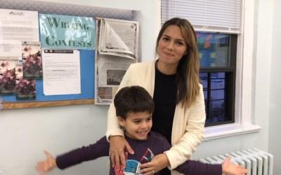 German-American School in Manhattan Welcomes Frau Elli