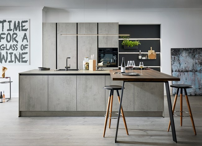 schuller german kitchens cardiff - elba kitchen 2