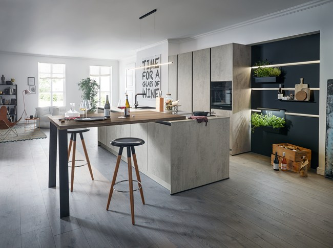 schuller german kitchens cardiff - elba kitchen 4