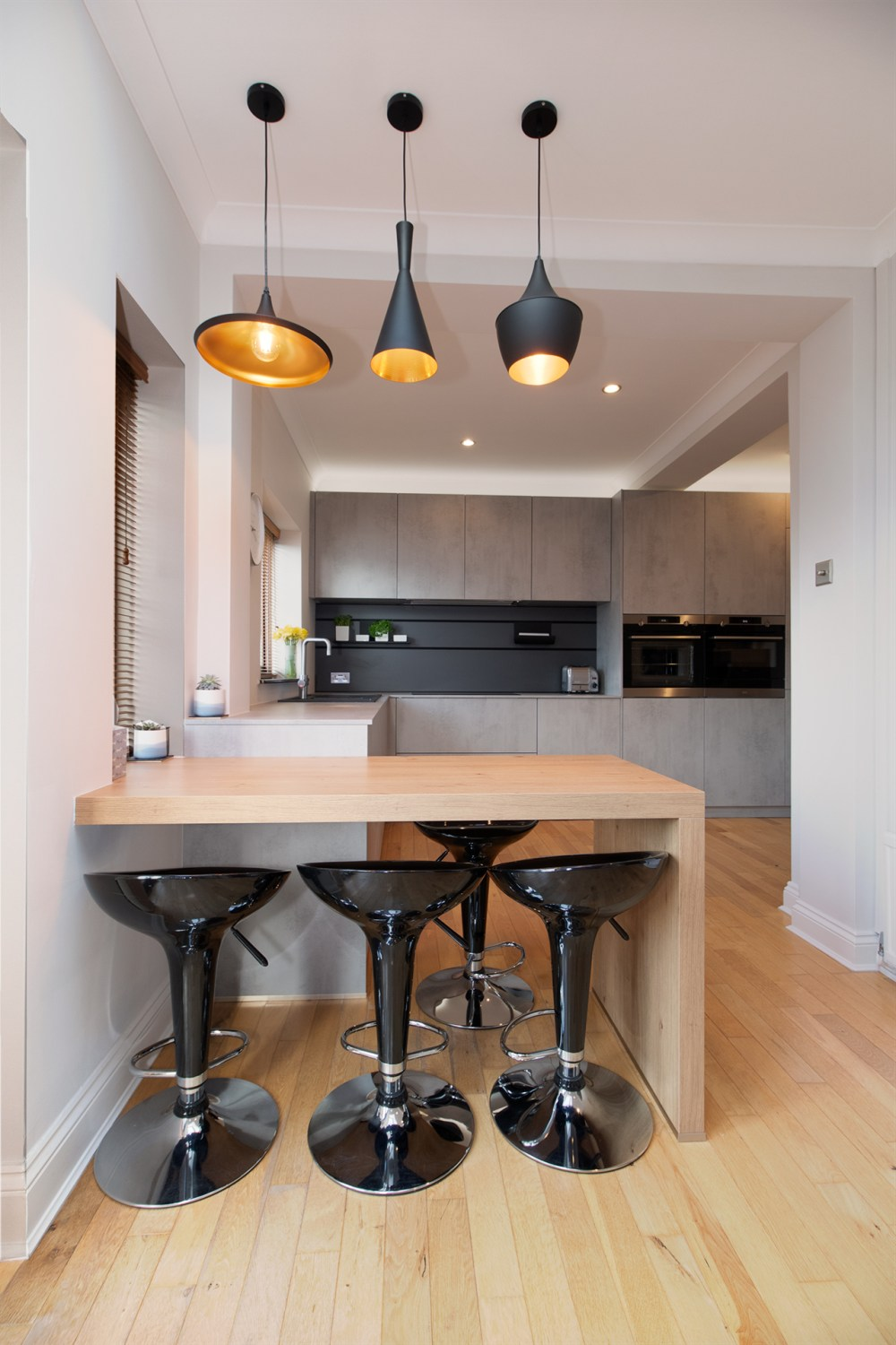 Schuller Elba Kitchen Project in Barry - 01