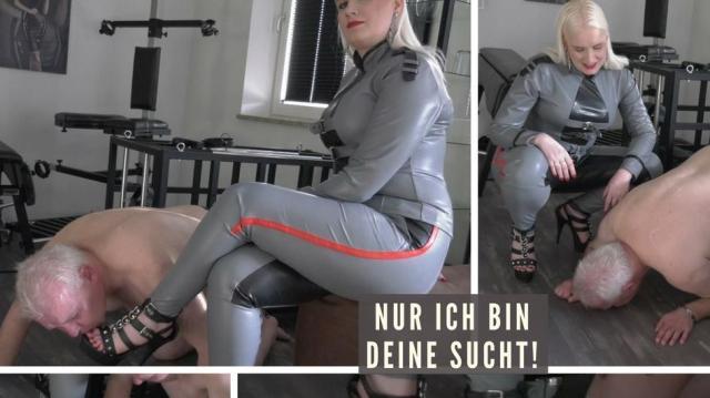 pornos 1398989 - Deine Sucht bin nur ich - Sklave, Schuh Fetisch, Latex, Fuss Fetisch, Erniedrigung, Domina, demütigung