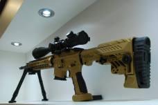 Schmeisser AR15 auf der IWA 2016