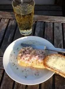 Handkäse mit Musik Handkäs mit Mussig Foodblog German Abendbrot